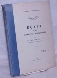 image of Egypt in the Classical Geographies