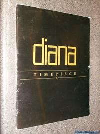 Diana Ross 1989 Timepiece Tour Concert Program Book (Supremes)