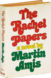 The Rachel Papers [Signed Bookplate Laid-in]