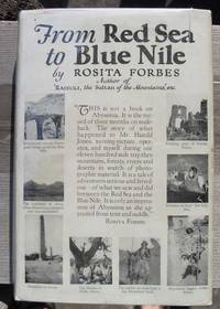 From Red Sea To Blue Nile Abyssinian Adventure - WITH Rare Dust Jacket