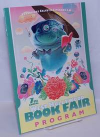 image of 7th Annual West Hollywood Book Fair Program: Fall into reading!