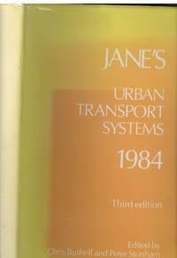 Jane's Urban Transport Systems- 1984