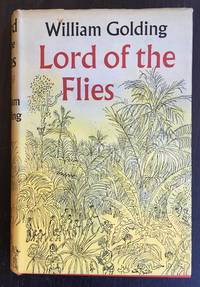 Lord of the Flies by William Golding - First Edition - 1954 - from The Book and Record Bar and Biblio.com