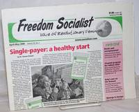 image of The Freedom Socialist [Apr/May 2009, Vol. 30, No. 2] Voice of Revolutionary Feminism