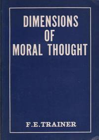 Dimensions of Moral Thought