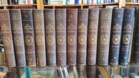 The Century Dictionary And Cyclopedia ~ 10 Volume Set ~ Together with the  Century Dictionary Supplement, 1910, 2 Volumes 12 Volumes in All.