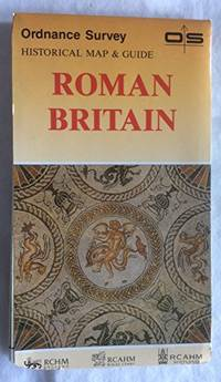 Roman Britain (Historical Map and Guide) by Ordnance Survey