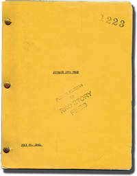 Journey into Fear (Original screenplay for the 1942 film)