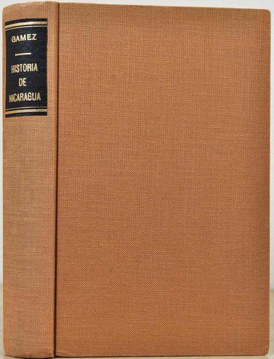 Managua, Nicaragua: Tipografia de El Pais, 1889. Book. Very good condition. Hardcover. First Edition...