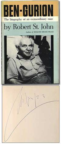 Ben-Gurion: The Biography of an Extraordinary Man