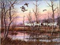 Waterfowl Festival: November 14, 15, And 16, 1986, Easton, Maryland