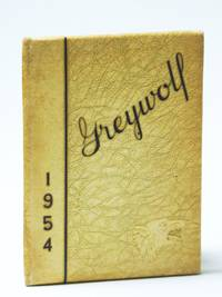 1954 Greywolf: Yearbook of Sequim (Washington) High School by  Sharon (Editor) Joy - First Edition - 1954 - from RareNonFiction.com and Biblio.com