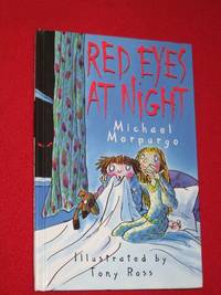 Red Eyes at Night (SIGNED COPY)