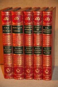 Handley Cros, Plain or Ringlets, Ask Mamma, Mr Romfords Hounds, Mr Sponge`s Sporting Tour.  Five Volumes