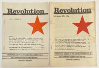 image of Revolution: theoretical journal of the National Committee of the Communist Federation of Britain (Marxist-Leninist) [Numbers 1 and 2]