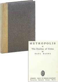 Metropolis; or, The Destiny of Cities