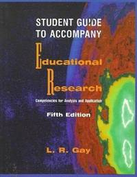 Education Research: Competence for Analysis and Application