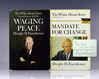 image of The White House Years: Mandate for Change 1953-1956 and The White House Years: Waging Peace 1956-1961.