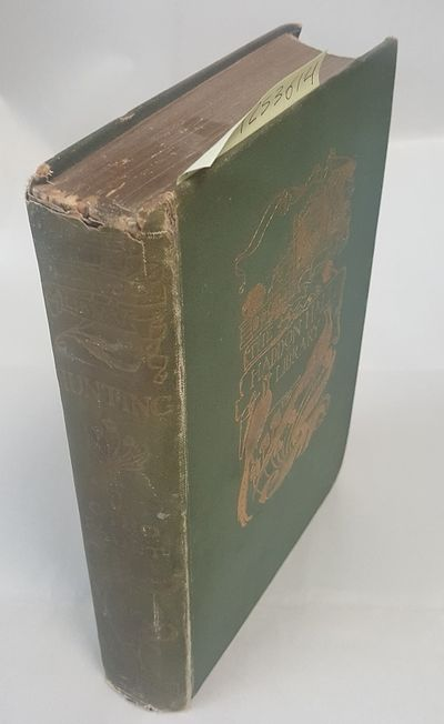 London: J. M. Dent & Co, 1900. Hardcover. Octavo; VG- condition hardcover; Green fabric spine with g...