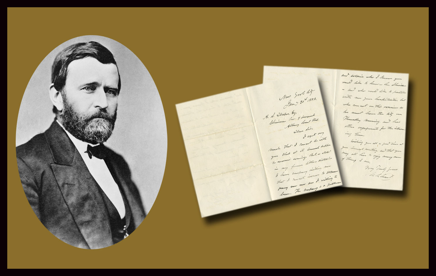 general grant meeting halpine How the north won has 76 ratings and 12 reviews sologdin said: very persuasive strictly a military history, from the opening of hostilities until the s.