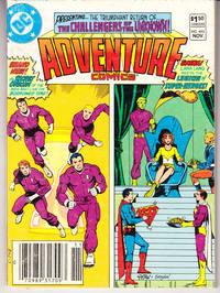 Adventure Comics # 493