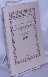 image of Alexandre de Riquer (1856-1920); The British Connection in Catalan Modernisme