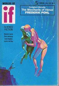 image of Worlds of If: UK No.2 Vol 21 No.6 July-August 1972