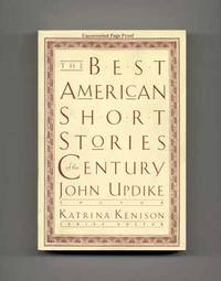 image of The Best American Short Stories of the Century  - Uncorrected Page Proof
