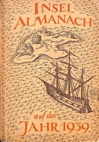 Insel-Verlag auf das Jahr 1939.