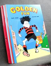 image of Golden Fun: 5 Issues