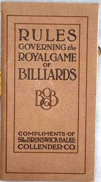 The Royal Game of Billiards