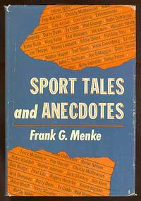 New York: A.S. Barnes, 1953. Hardcover. Fine/Very Good. First edition. Fine in a very good dustwrapp...