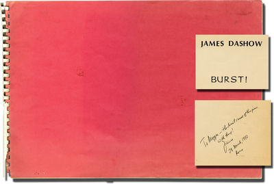 Rome: G. Ricordi, 1971. First Edition. First Edition. INSCRIBED by the author on the title page: