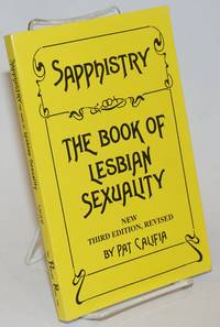 Sapphistry; the book of lesbian sexuality