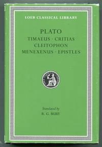 Timaeus; Critias; Cleitophon; Menexenus; Epistles