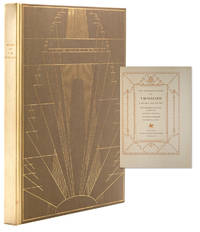 image of The Decorative Work of T.M. Cleland, A Record and Review. With a Biographical and critical introduction by Alfred E. Hamill and a portrait lithograph by Rockwell Kent