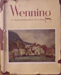 Wenning by BOONZAIER  G & LIPSCHITZ  I  L - 1949