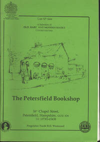 image of List No. SSA: A Selection of Old, Rare and Modern Books offered for sale.