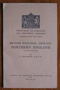 British Regional Geology Northern England Second Edition