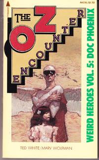 Weird Heroes Vol. 5: The Oz Encounter