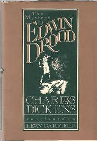 THE MYSTERY OF EDWIN DROOD by Charles Dickens - First - 1981 - from Paper Time Machines and Biblio.com