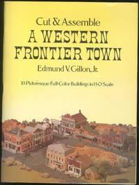 Cut & Assemble a Western Frontier Town