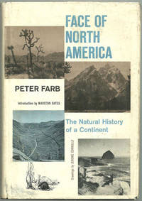 image of FACE OF NORTH AMERICA The Natural History of a Continent