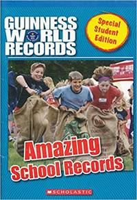 Amazing School Records (Guinness World Records) by Ryan Herndon - Paperback - First Edition - 2005-09 - from Melissa E Anderson (SKU: G65231)
