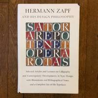 Hermann Zapf and His Design Philosophy
