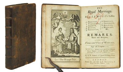 8vo. London: P. Meighan, 1733. 8vo, xxiii, , 368 pp. Engraved frontispiece. Contemporary blind panel...
