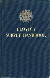 image of Lloyd's Survey Handbook