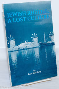 image of Jewish Rhodes: A lost culture