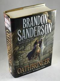 Oathbringer by  Brandon Sanderson - First US Edition/First Printing - 2017 - from Lost Paddle Books, IOBA (SKU: LPB003183BS)