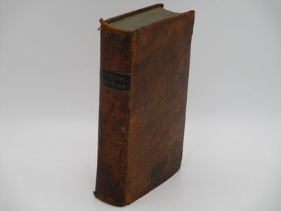 Boston. : Printed by J. T. Buckingham, for Thomas & Andrews. , 1806 . Third American edition. . Cont...